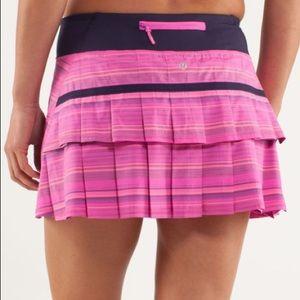 Lululemon Run: Pace Setter Skirt